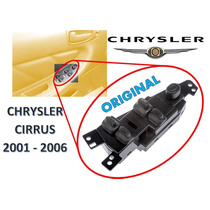 01-06 Chrysler Cirrus Control Maestro Vidrios Electricos