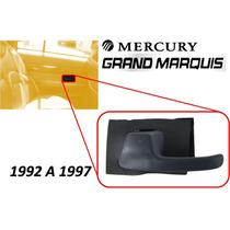 92-97 Mercury Grand Marquis Manija Interior Trasera Izq.
