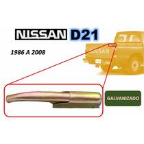 86-08 Nissan Camioneta Gancho Tapa Trasera Galvanizado Der.