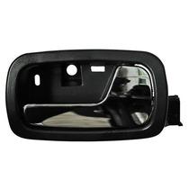 Manija Interior Pontiac G5 2007-2008-2009 Negra/cromo Delant