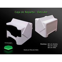 Caja Para Reparto Pizza - Mod. Extcube