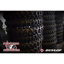 Llantas Dunlop Seminuevas - Motocross - Todas Las Medidas...