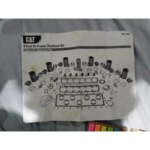 Motor C-15 Caterpillar Kit De Ajuste Completo