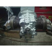 Motor Para Vw Sedan Vocho Combi Brasilia 1600 Ajustado