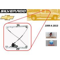 99-13 Silverado Elevador Electrico Con Motor Delantero Der.