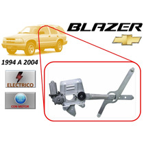 94-04 Blazer Elevador Vidrio Electrico Con Motor Del. Izq.
