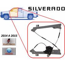14-15 Silverado Elevador Electrico Con Motor Delantero Izq.