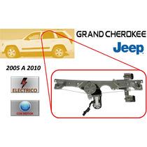 05-10 Grand Cherokee Elevador Elec. Con Motor Trasero Izq.