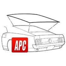 Mustang 1969 1970 Empaque De Hule Para Medallon Fast Back