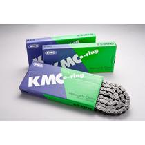 Cadena Kmc Con O-rings Para Moto Paso 530