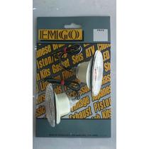 Direccionales Universales Tipo Gota De Foco Emgo Moto