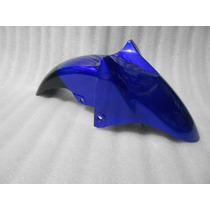 Salpicadera Delantera Yamaha Fz16 Color Azul Metalico