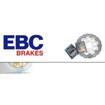 Balatas Para Motocicleta Ebc.