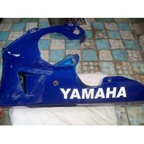 Lower Inferior Izquierdo Para Moto Yamaha R1 2000-2001