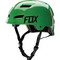 Casco Fox Transition Hardshell Verde Brillante Talla L Bici