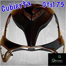 Cubierta De Faro Spoiler Frontal Italika Gts175 Gs150 Vento