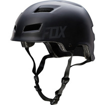 Casco Fox Transition Hardshell Negro Mate Talla L Bici