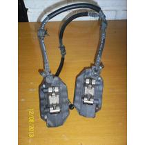 2 Caliper Freno Y Balata Honda Cbr 600 F4i Precio X 2 +envio