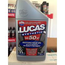 Lucas Oil Paquete De Lubricacion Aceite 6 Lts Y Filtro