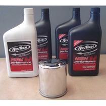 Aceites Y Filtro Cromado Afinacion Harley Davidson Sportster
