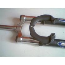 Horquilla Bici Susp 2.22 Oversize Freno Disco V Breake Nueva