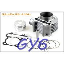 150cc Cilindro,pistón Y Anillos Para Motonetas (italika Gy6)