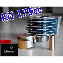 Kit De Medio Ajuste, Motonetas Italika Ws/gts 175cc Nuevo!!!