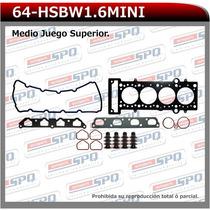 Medio Juego Superior Minicooper 1.6lts, L4 Sohc 16valv