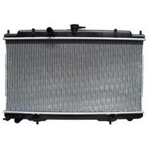 Radiador Aluminio Nissan Sentra 2001-2002-2003-2004-2006