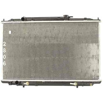 Radiador Para Honda Odyssey 3.5l V6 2005 - 2010