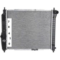 Radiador Aveo Hatchback Motor 1.6l L4 2004 - 2008 Calidad