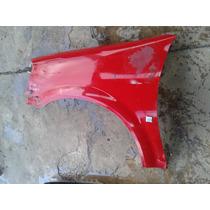 Salpicadera Chevy C3 09-12