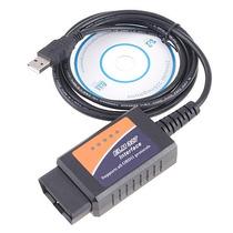 Escaner Automotriz Universal Usb Elm327 Obd2