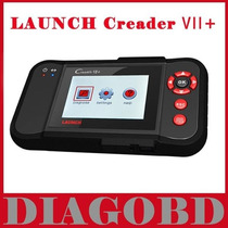 Escaner Launch Creader Vii+ (7 Plus) 100% 0riginal 2014 Hm4