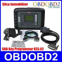 Escaner Programador De Llaves Sbb Silca V33.02 2014 Vv4