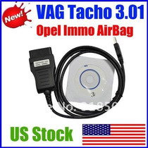 Escaner Vag Tacho + Opel Immo, Cambia Kms. Version 2014 Hm4v