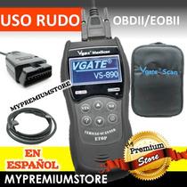Escaner Vgate Profesional Diagnostico Automotriz Obd2 2015