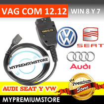 Vag Com 12.12 Version Mas Nueva Win 7y8 64 Y 32 Audi Seat Vw