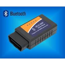 Escaner Automotriz Elm327 Bluetooth Universal Obdii