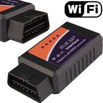 Escaner Automotriz Obd2 Wifi Para Iphone Ipad Daa