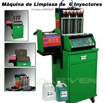 Laboratorio Limpieza Inyectores 6 Cilindros Envio Gratis