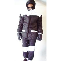 Cámara Congelacion Suit Chamarra Y Pantalon Polar Termico