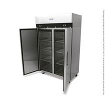 Congelador 2 Puertas Sobrinox 35 Pies Cvs-235-s