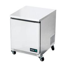 Asber Autf-27 Mesa Refrigerada Congelador Ensaladas Pizza