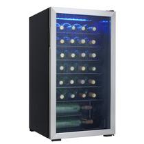 Enfriador De Vino Danby Para 36 Botellas Luz Led