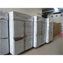 Refrigerador- Congelador Pro-comercial , 2 Puertas Hm4
