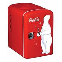 Refirgerador Mini Coca Cola Personal 6 Latas - Envio Gratis