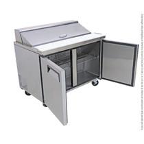 Mesa Refrigerada Para Sandwich Sobrinox 12 Pies Mrs-122-2p