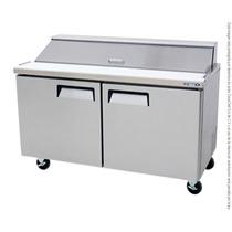 Mesa Refrigerada Para Sandwich Sobrinox 19 Pies Mrs-152-2p
