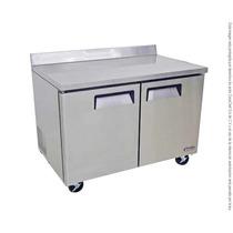 Mesa Refrigerada Sobrinox 18pies Mrt-152-2p